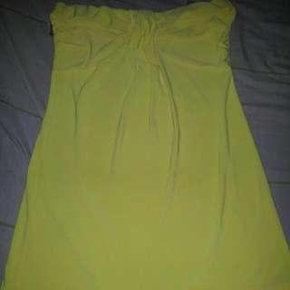 Genevieve Tube Dress