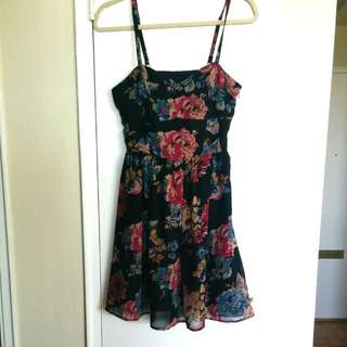 Mint Condition M. Floral Dress