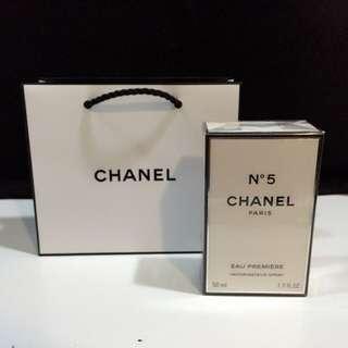 (待匯)‼️限時1天 Chanel N'5低調奢華版