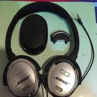 Bose QC3 抗噪耳機