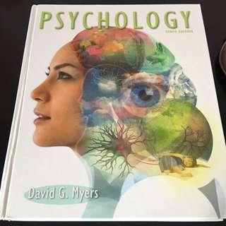 Psychology 10th Edition. David G Myers