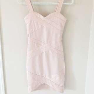 Pastel Pink Bodycon