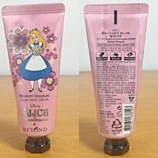 預定中《全新未拆封》韓國 BEYOND X Alice 乳木果油護手霜-02花香