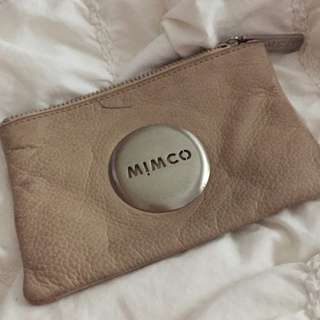 Authentic Mimco Pouch