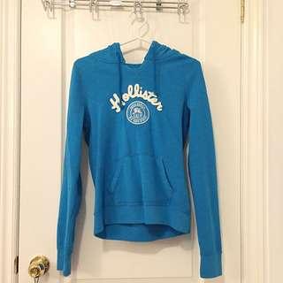 Blue Hollister Sweater