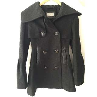 Aritzia Mackage Winter Jacket XXS - Wool/Cashmere Blend