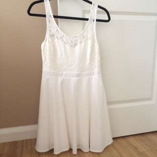 Ivory/ White Dress