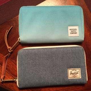 Brand New Herschel Wallets