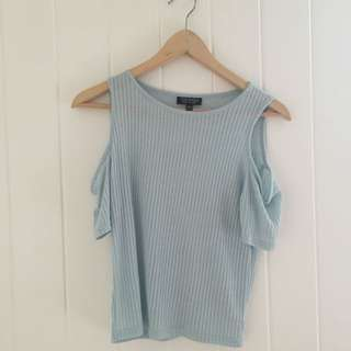 Top Shop Tee Size 8-10