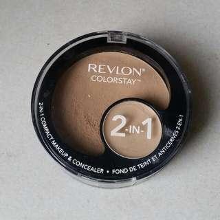 Revlon Foundation 2 In 1