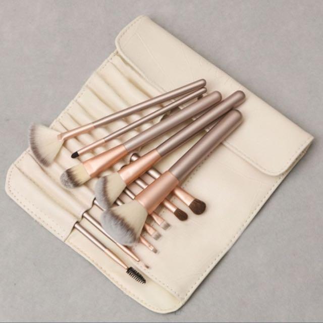12pcs Professional Brush Set