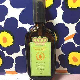 ARGAN KING 護髮油100ml