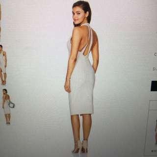 Nookie Halter Dress