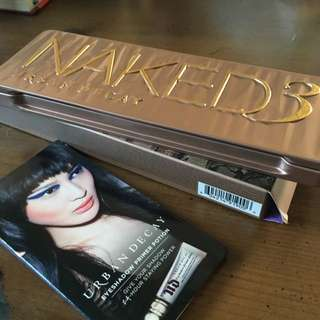 GENUINE Urban Decay Naked3 BNIB - JUST REDUCED