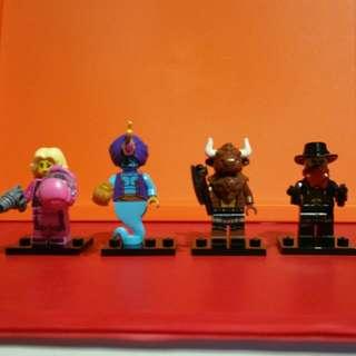 Lego Minifig Bundle Series 6