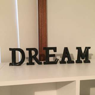 Splosh DREAM Decorative Letters