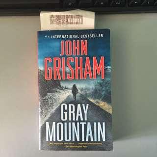 John Grisham - Gray Mountain