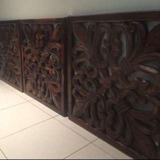 Balinese Frames