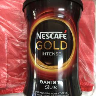 Nescafe Gold Intense