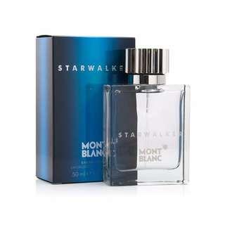 【75ML】Montblanc Starwalker 萬寶龍星際旅者男性淡香水
