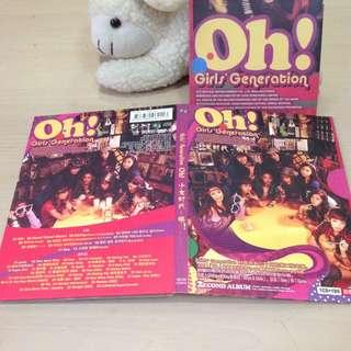 Girls Generation Oh!