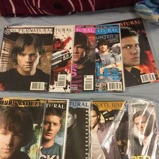 Supernatural 超自然檔案官方雜誌
