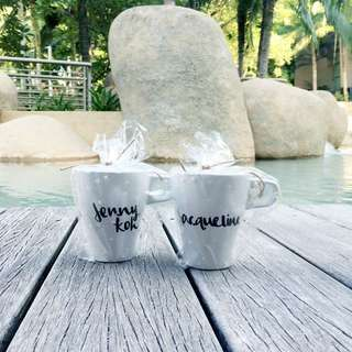 Teachers' Day Early Bird Customised Mugs