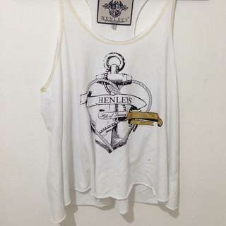 Henleys Singlet Top