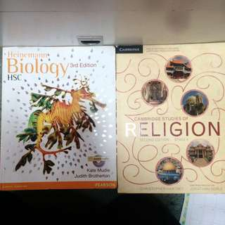 BIOLOGY AND STUDIES OF RELIION