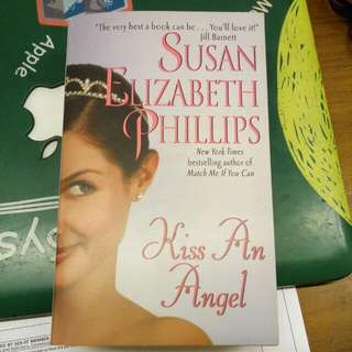 Kiss An Angel (Love Fiction)