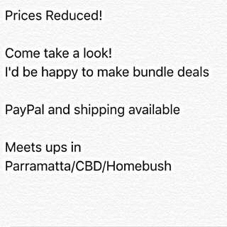 Prices Reduced Again!
