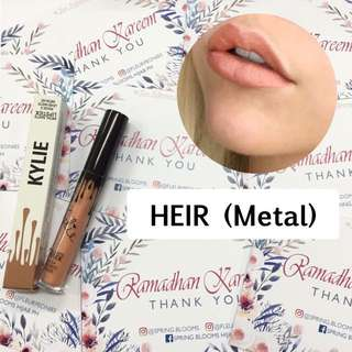 Heir Metal Kylie Cosmetics