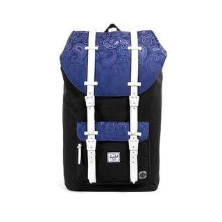 CLOT x Herschel Supply Co. 變形蟲式樣聯名後背包