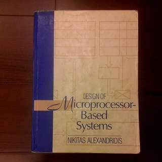【松桂坊】Design Of Microprocessor-Based System#我有課本要賣