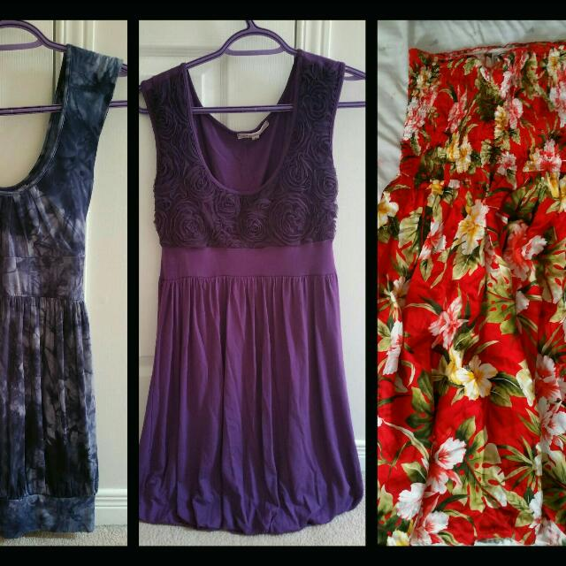 3 Dress For $30 - Size Small