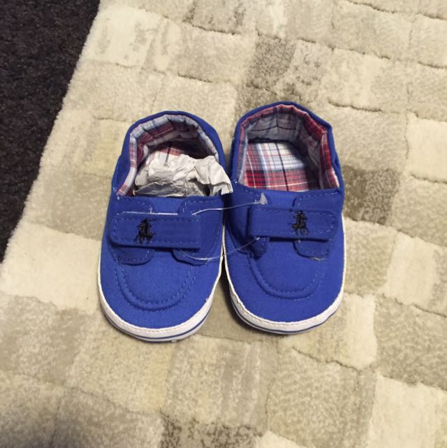 3 Months Baby Shoes