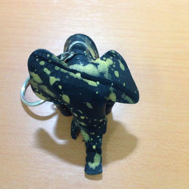 贈品:大象鑰匙圈