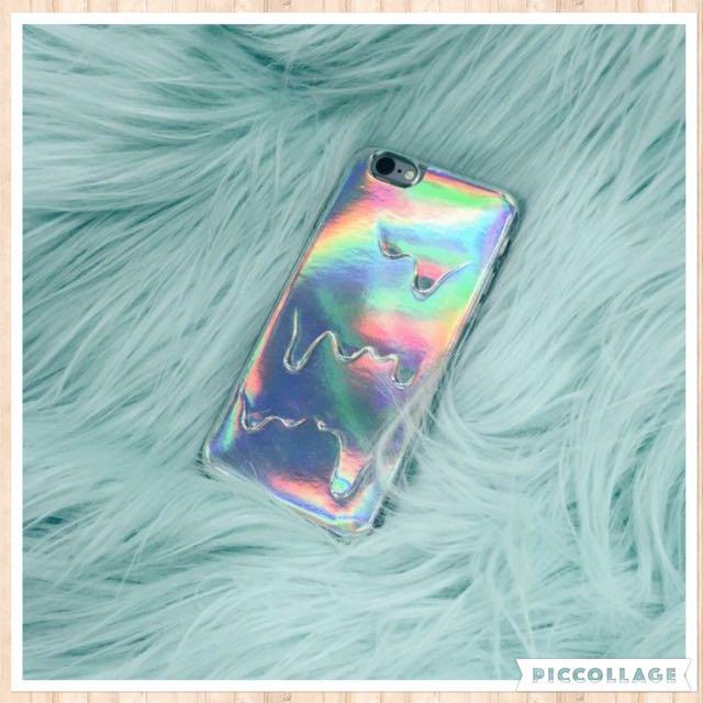 ✨新品✨ 鐳射光 融化 手機殼🇺🇸