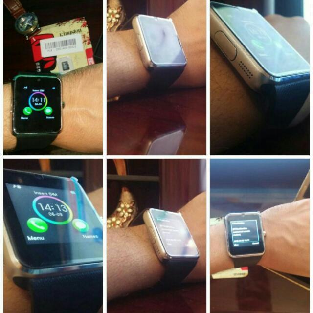 [ Best seller] GT08 Bluetooth Smart Watch