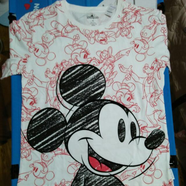 香港迪士尼 T恤