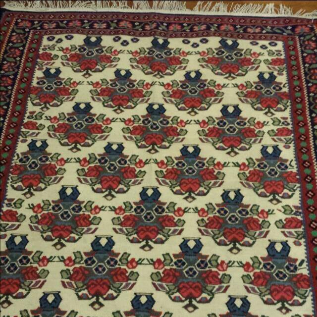 Bn Persian Kilim Rug Furniture On