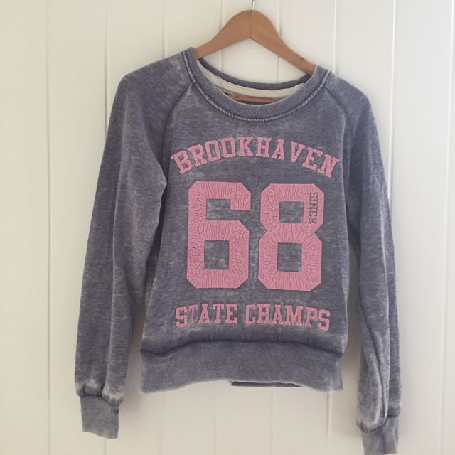 Brookhaven Sweat top Size 8