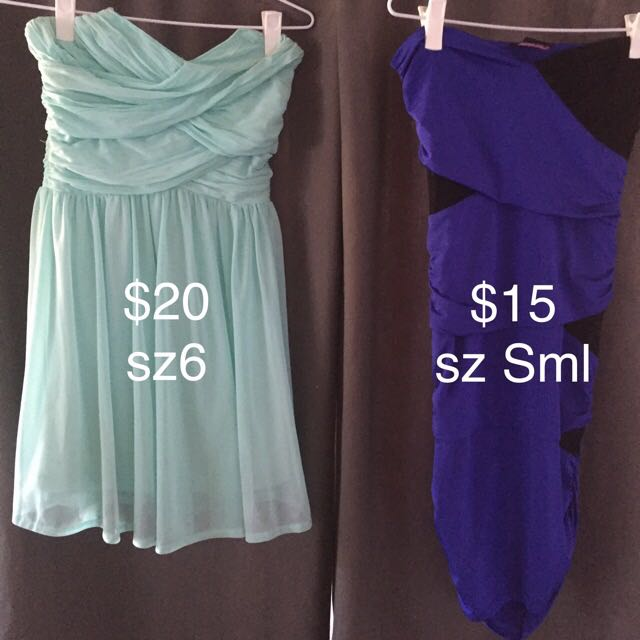 Dresses- All Clothes Must Go!