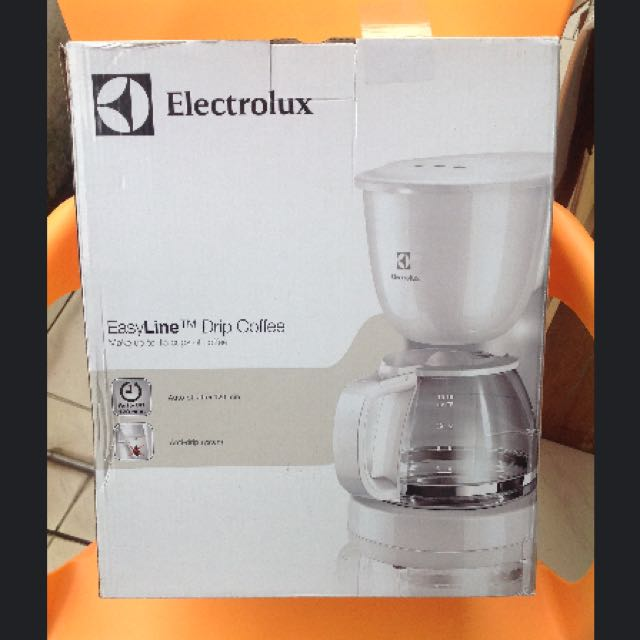Electrolux EasyLine Coffee Maker ECM1303W