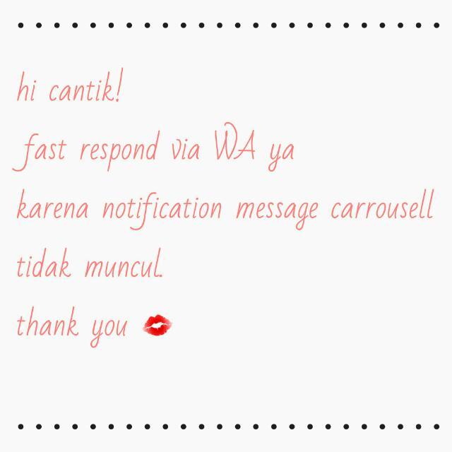 Fast Respond Via WA