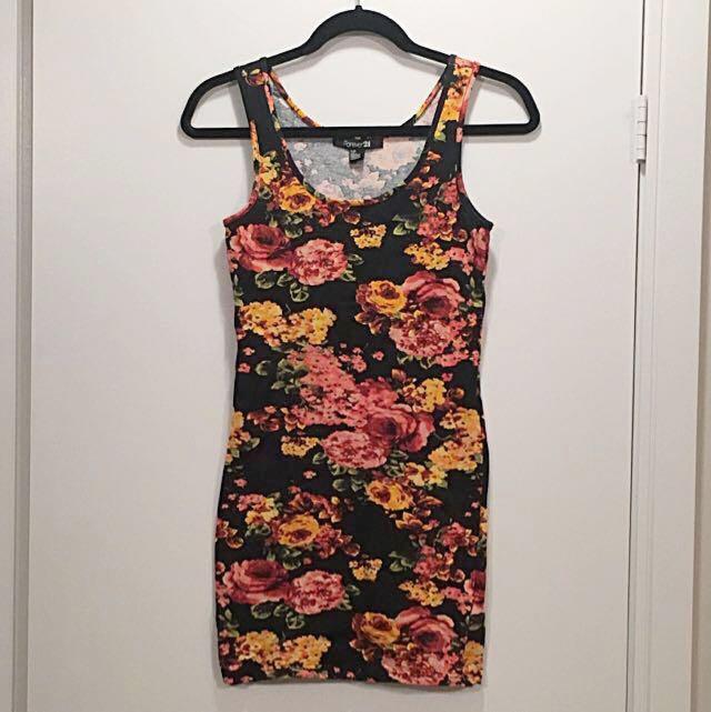 Forever 21 Bodycon Dress