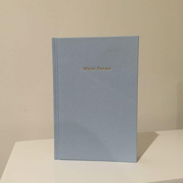 Gold Rimmed Journal