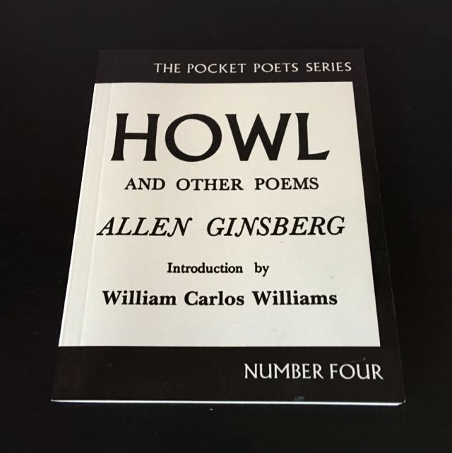 Howl & Other Poems: Allen Ginsberg