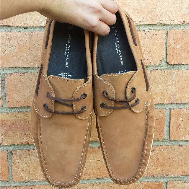 Industrie Garment Makers 'Boat Shoe'