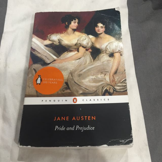 Jane Austen- Pride And Prejudice